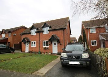 Thumbnail 3 bed semi-detached house for sale in Westbeck, Ruskington, Sleaford