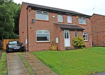 Thumbnail 3 bed semi-detached house for sale in Abbeydale Gardens, Leeds