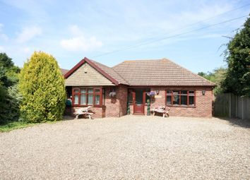 Thumbnail 3 bed detached bungalow for sale in Yarmouth Road, Ormesby, Great Yarmouth
