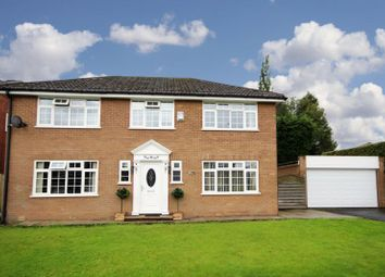 Thumbnail 4 bed detached house for sale in Oulder Hill Drive, Bamford, Rochdale