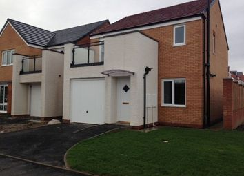 Thumbnail 3 bed detached house to rent in Celandine Gardens, Hartlepool
