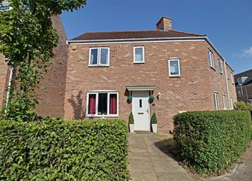 Thumbnail 4 bed semi-detached house for sale in Howell Drive, Sapley, Huntingdon