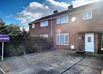 Thumbnail 3 bed terraced house for sale in St Benets Road, Gorleston