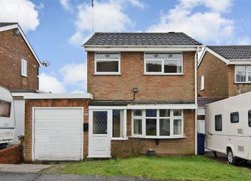 Thumbnail 3 bed detached house for sale in Longacres, Hednesford, Cannock