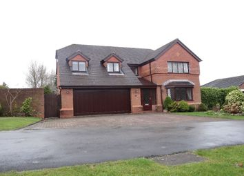 Thumbnail 4 bedroom detached house for sale in The Drive, Fulwood, Preston