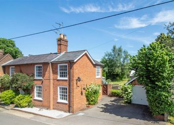 Thumbnail 4 bed semi-detached house for sale in The Street, North Warnborough, Hook