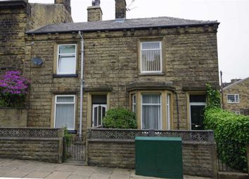 Thumbnail 1 bed end terrace house for sale in Savile Park, Halifax