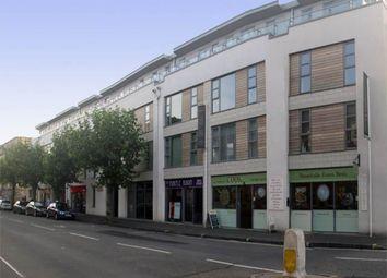 Thumbnail 1 bedroom flat to rent in Castlemoat Place, Corporation Street, Taunton