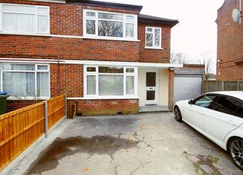 Thumbnail 4 bedroom semi-detached house to rent in Queensbury, Edgware