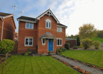 Thumbnail 4 bed detached house for sale in Seagram Way, Uttoxeter