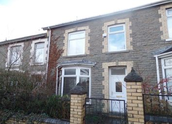 Thumbnail 4 bed terraced house for sale in The Avenue, Merthyr Tydfil