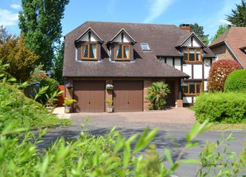 Thumbnail 5 bed detached house for sale in Ferngrove Close, Fetcham, Leatherhead