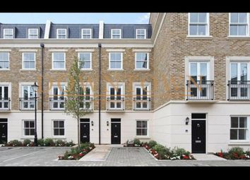 Thumbnail 4 bed town house for sale in Fulham, London, London