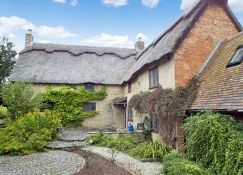 Thumbnail 4 bed cottage to rent in Vicarage Lane, Podington