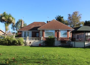 Thumbnail 4 bedroom detached bungalow for sale in Seadell Holiday Estate, Beach Road, Hemsby, Great Yarmouth