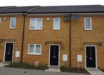 Thumbnail 2 bed terraced house for sale in Hedges Way, Luton