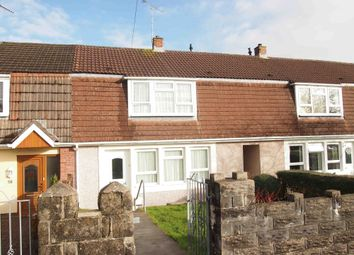 Thumbnail 3 bed terraced house for sale in Edgemoor Close, Swansea