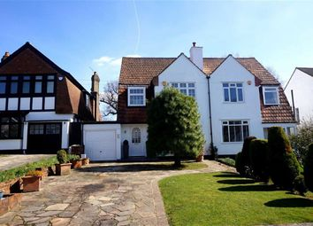 Thumbnail 3 bedroom semi-detached house for sale in Wickham Chase, West Wickham