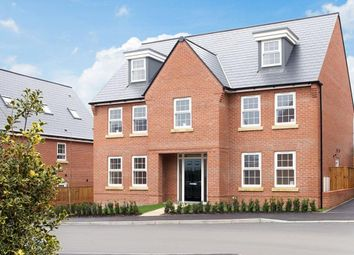 "Thumbnail 5 bedroom detached house for sale in ""Lichfield"" at Fen Street, Brooklands, Milton Keynes"