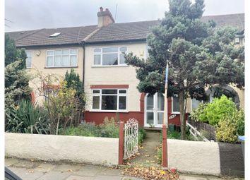Thumbnail 3 bed terraced house to rent in Hedge Lane, London