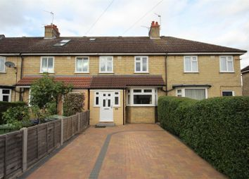 Thumbnail 3 bed terraced house for sale in Hobart Road, Cambridge