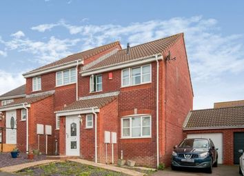 Thumbnail 3 bed semi-detached house for sale in Hill Top Way, Newhaven, East Sussex, United Kingdom