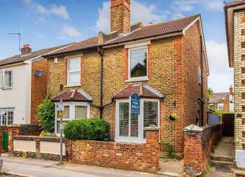 Thumbnail 3 bed semi-detached house for sale in Dapdune Road, Guildford