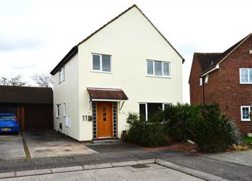 Thumbnail 4 bed detached house for sale in Leapingwell Close, Chelmsford
