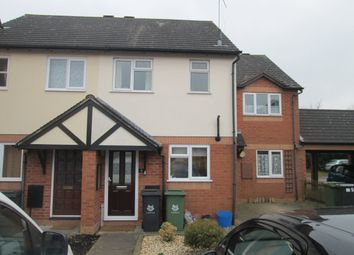 Thumbnail 2 bedroom terraced house to rent in Sandpiper Close, Worcester