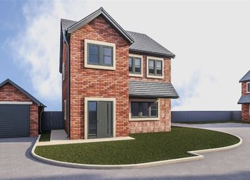 Thumbnail 4 bedroom detached house for sale in Plot 4 Kates Beck, Parkett Hill, Scotby, Carlisle, Cumbria