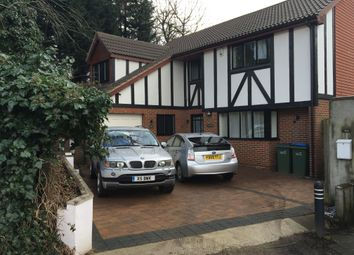 Thumbnail 4 bed detached house to rent in Brent Road, London