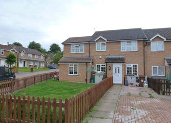 Thumbnail 2 bed terraced house to rent in Rowan Lea, Chatham