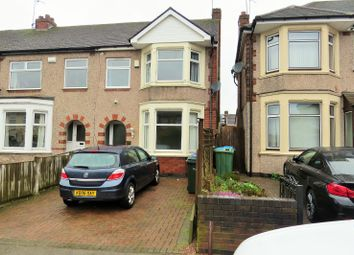 Thumbnail 3 bed end terrace house for sale in Middlemarch Road, Coventry