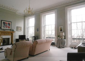 Thumbnail 4 bed flat to rent in Royal Terrace, Edinburgh