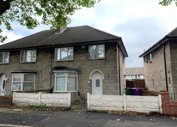 Thumbnail 3 bed semi-detached house for sale in Vanbrugh Crescent, Walton, Liverpool