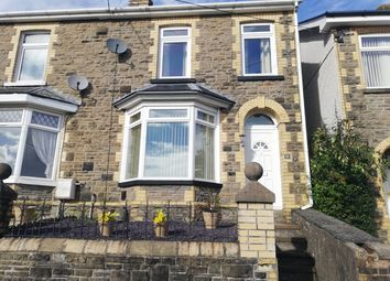 Thumbnail 3 bed end terrace house for sale in Manor Road, Abersychan, Pontypool