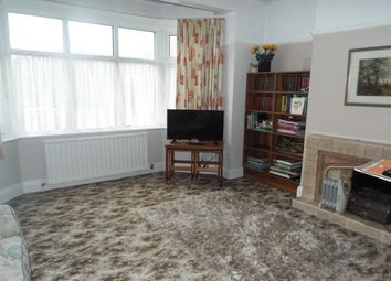 Thumbnail 2 bedroom property to rent in Aldborough Road South, Seven Kings, Ilford