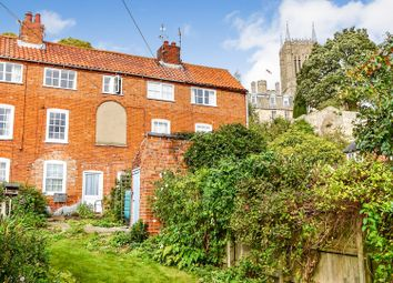 Thumbnail 2 bed terraced house for sale in Danes Cottages, Lincoln