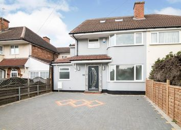 Thumbnail 5 bed semi-detached house for sale in Lindsworth Road, Birmingham, West Midlands