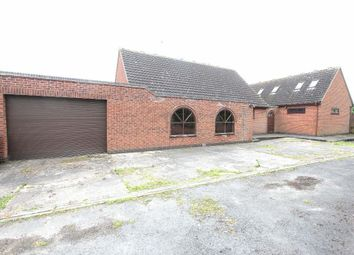 Thumbnail 4 bed detached house for sale in Breach Lane, Earl Shilton, Leicester