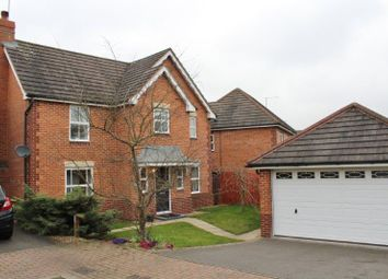 Thumbnail 4 bed detached house for sale in The Shires, Sutton-In-Ashfield