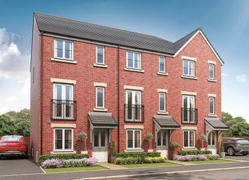"Thumbnail 3 bedroom semi-detached house for sale in ""The Greyfriars"" at Brook Road, Fishponds, Bristol"