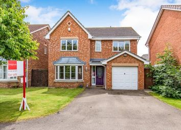 Thumbnail 4 bed detached house for sale in Farnborough Court, Middleton St George, Darlington, County Durham
