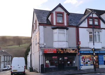 Thumbnail Commercial property for sale in Commercial Street, Senghenydd, Caerphilly
