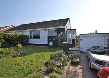 Thumbnail 2 bed semi-detached bungalow for sale in Waterleat Close, Paignton, Devon