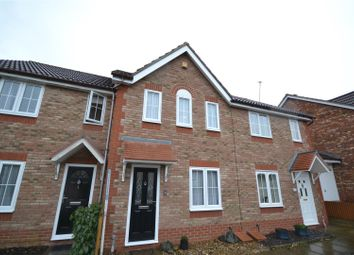 Thumbnail 2 bed terraced house for sale in Bunyan Close, Thorpe St. Andrew, Norwich