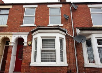 Thumbnail 2 bedroom terraced house for sale in Raymond Road, Northampton