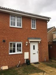 Thumbnail 3 bedroom property to rent in Powys Close, Corby