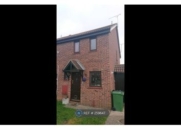 Thumbnail 2 bed end terrace house to rent in Wagtail Drive, Heybridge, Maldon