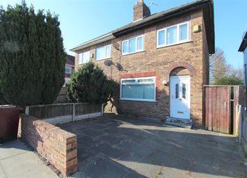 Thumbnail Semi-detached house for sale in Whitelodge Avenue, Huyton, Liverpool